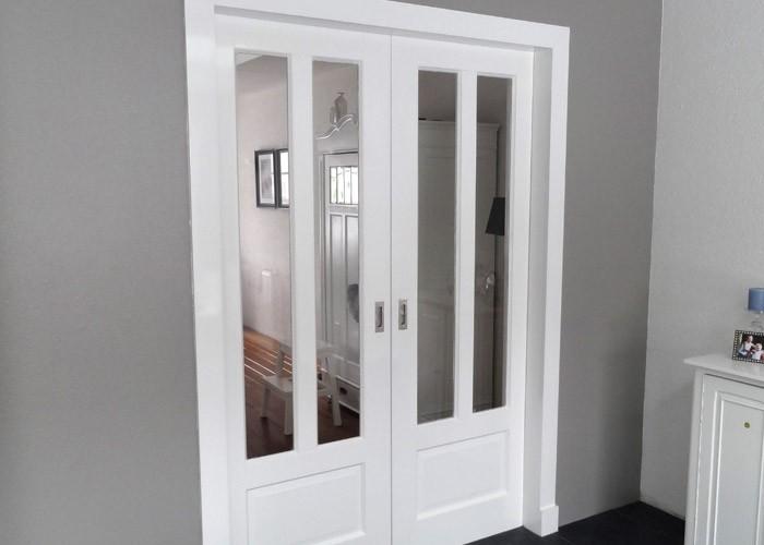 Kozijnen ramen deuren archives otten timmerwerk renovaties van kwaliteitotten timmerwerk - Glaskeuken scheiding ...
